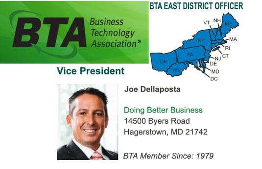 BTA_Joe_Dellaposta_Vice_President_East