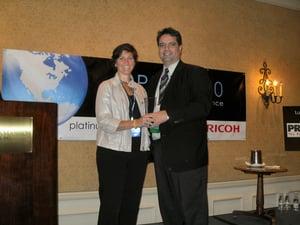 2010 MPSA Award