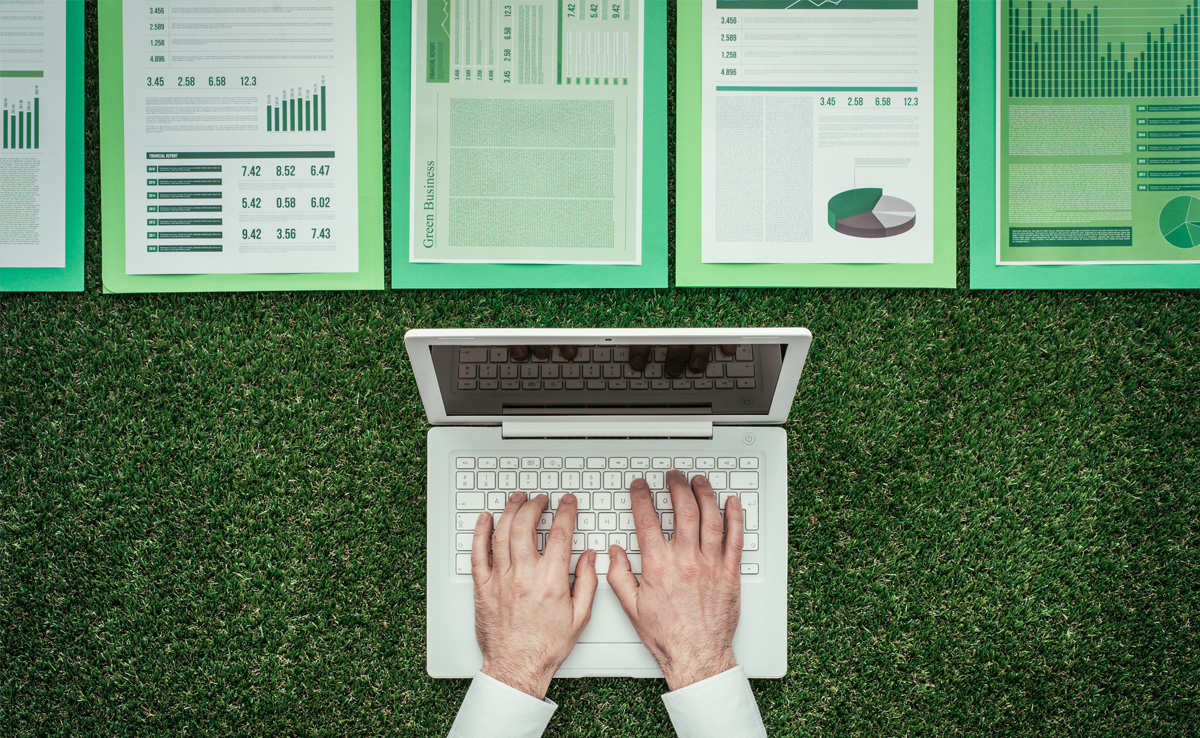 Going Green: 6 Ways Document Management Promotes Office Sustainability