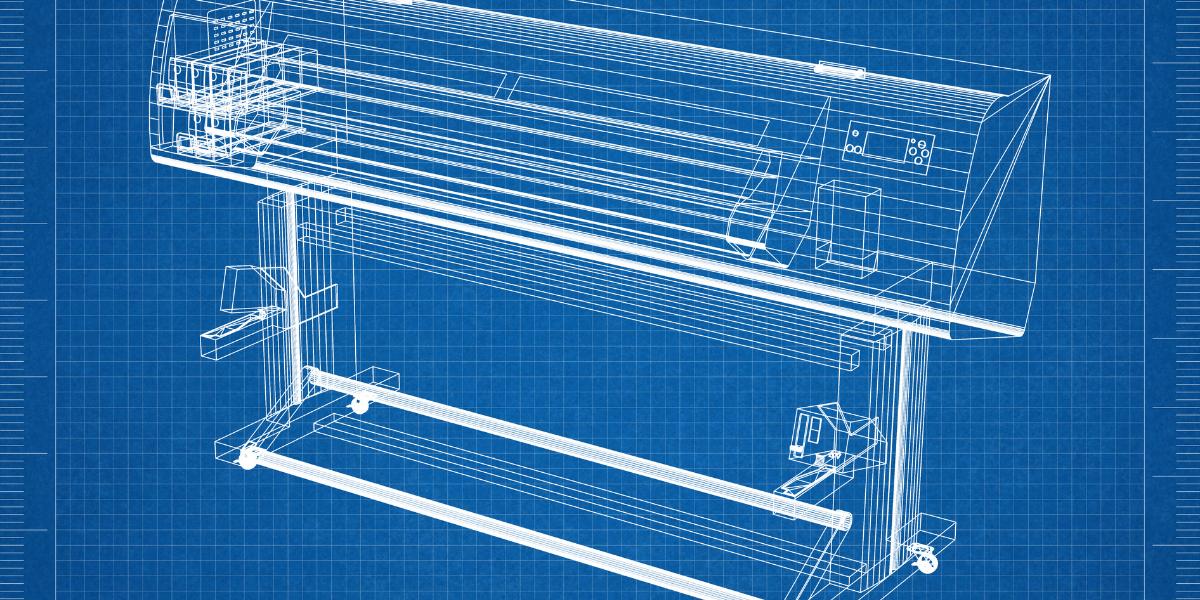 Understanding the Difference Between Wide Format Printers vs. Plotters