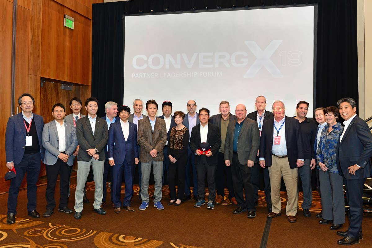 Ricoh USA National Dealer Council Meets With Japanese Dealers