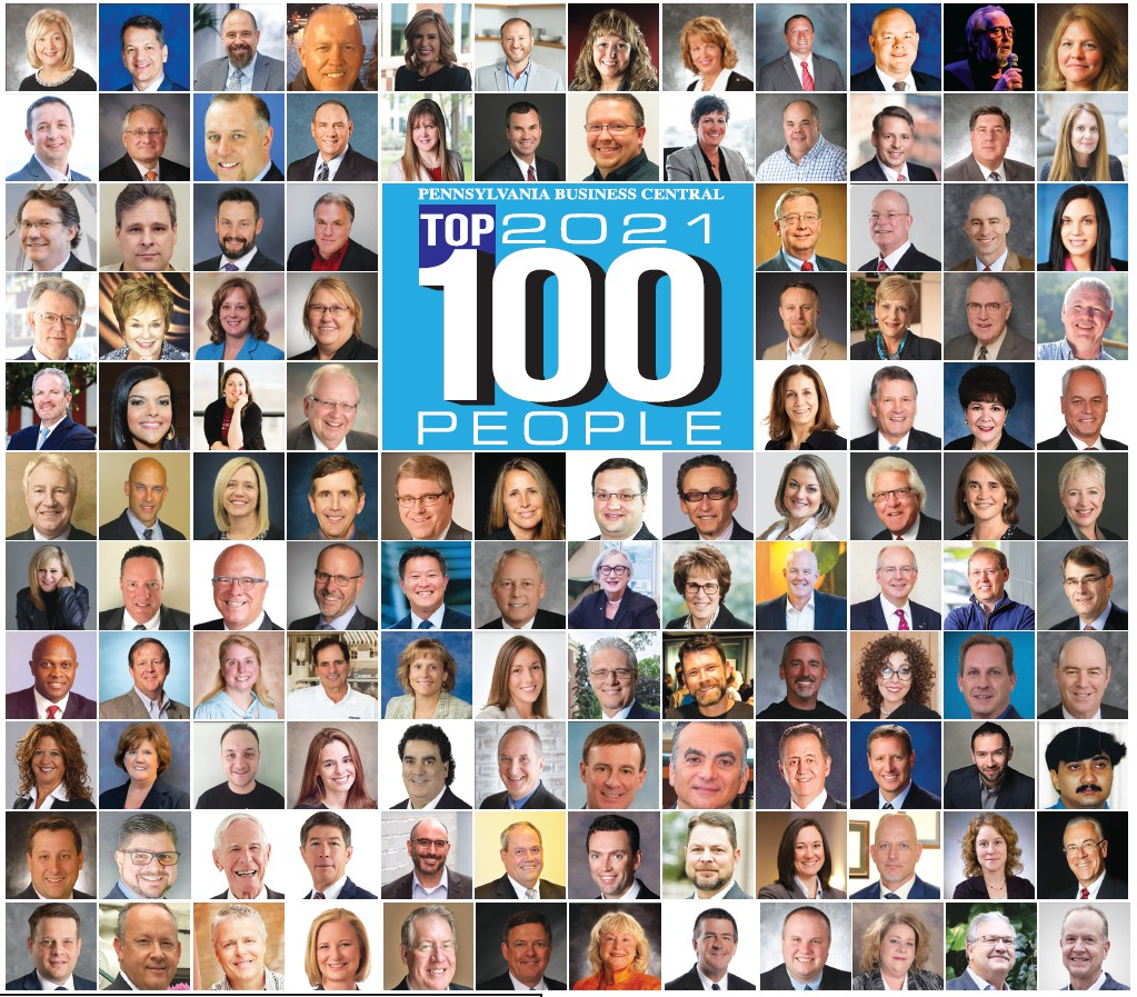 Congrats to our CEO & CFO on Selection to The Top 100 People of 2021