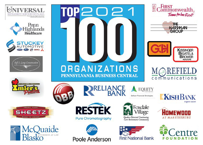 Top 100 Organization Honors for Many in DBB Family